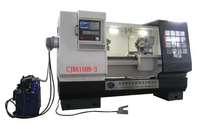 CJK6150B-3 数控车床【高配置、高精度】