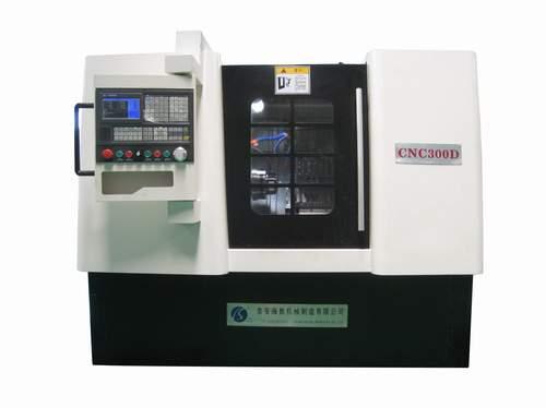 CNC300D斜床身数控车铣钻复合机床